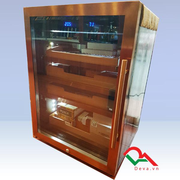 Tủ bảo quản xì gà 4 tầng cắm điện T01