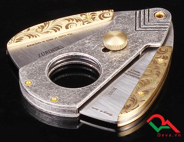 Dao cắt xì gà chính hãng LUBINSKI LB-J05B