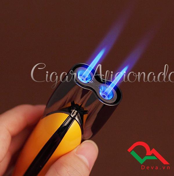Bật lửa khò 2 tia Cohiba BLH105