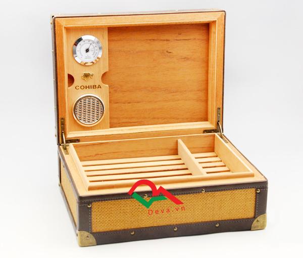 Hộp bảo quản xì gà Cohiba XJ-2002