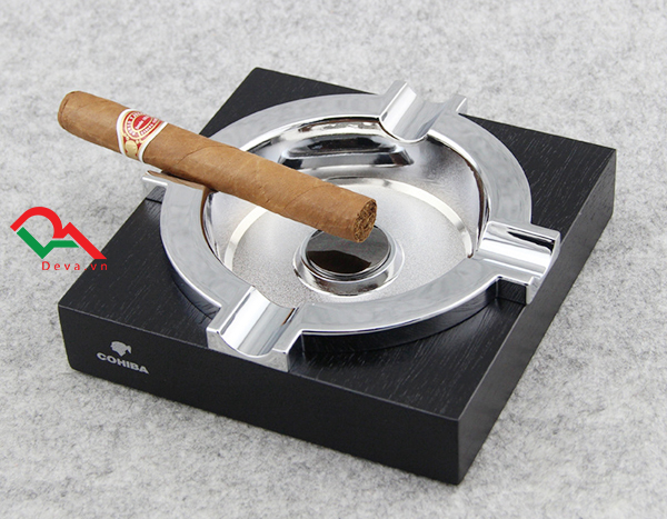 cohiba gạt tàn xì gà sang trọng