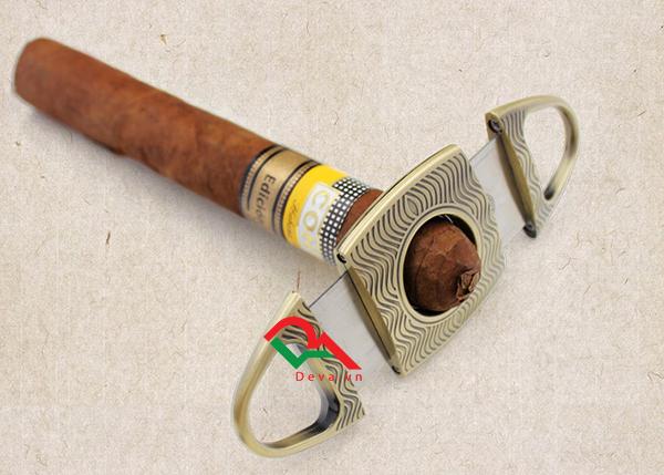 Dao cắt xì gà chính hãng Guevara RAG 5024